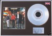 "CROWDED HOUSE -7"" Platinum Disc+cover-DON'T DREAM IT'S"
